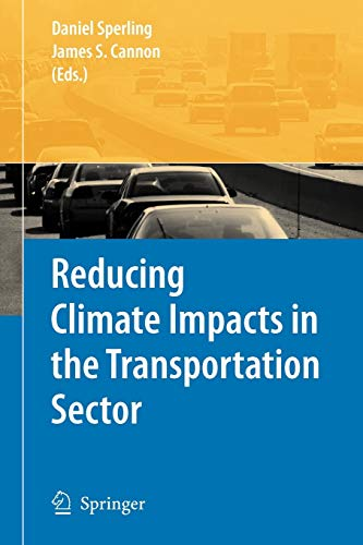 9781402069789: Reducing Climate Impacts in the Transportation Sector