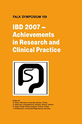 9781402069864: IBD 2007 - Achievements in Research and Clinical Practice (Falk Symposium)