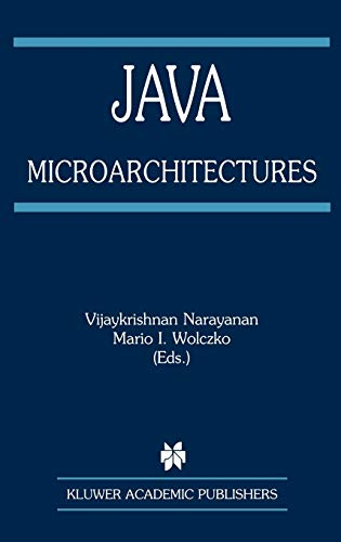 9781402070341: Java Microarchitectures (The Springer International Series in Engineering and Computer Science)