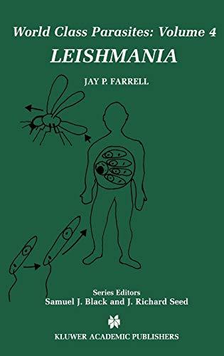 9781402070365: Leishmania (World Class Parasites)