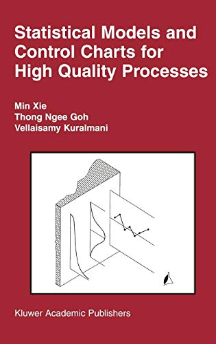 9781402070747: Statistical Models and Control Charts for High-Quality Processes