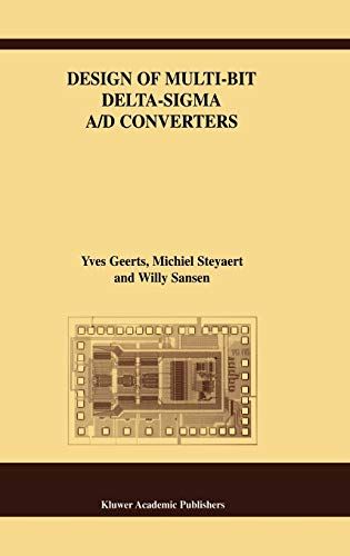 Design of Multi-Bit Delta-Sigma A/D Converters (THE: Yves Geerts, Michiel