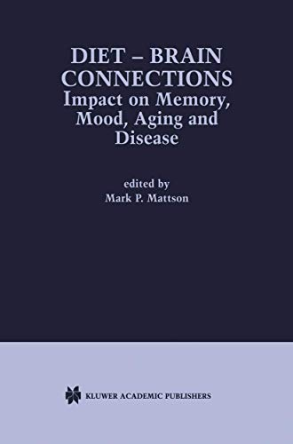 9781402071294: Diet - Brain Connections: Impact on Memory, Mood, Aging and Disease