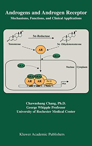Androgens and Androgen Receptor: Chawnshang Chang