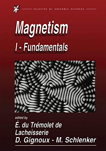 9781402072222: Magnetism: Fundamentals, Materials and Applications: v. I
