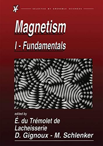 9781402072222: Magnetism: Fundamentals: 1