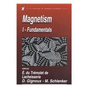 9781402072246: Magnetism: Fundamentals, Materials and Applications