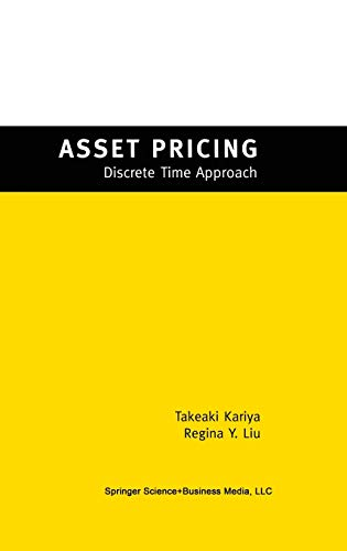 9781402072437: Asset Pricing: -Discrete Time Approach-