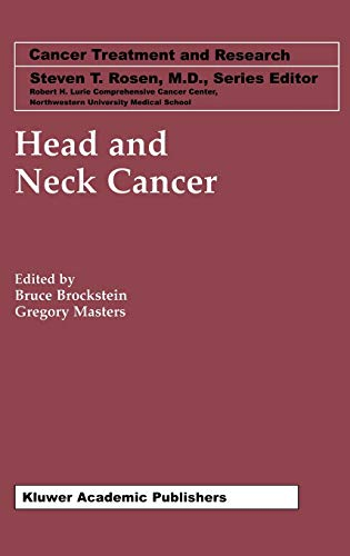 Head and Neck Cancer (Cancer Treatment and Research): Springer