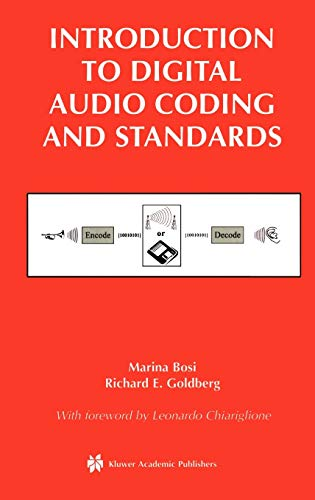 9781402073571: Introduction to Digital Audio Coding and Standards (The Springer International Series in Engineering and Computer Science)