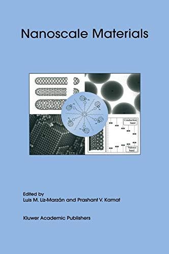 9781402073663: Nanoscale Materials