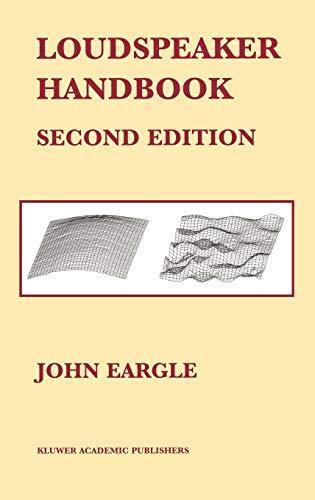 Loudspeaker Handbook: John Eargle