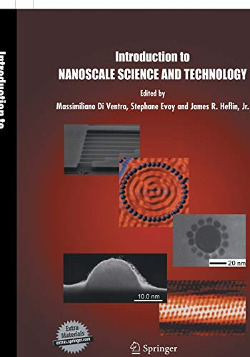 9781402077203: Introduction to Nanoscale Science and Technology (Nanostructure Science and Technology)