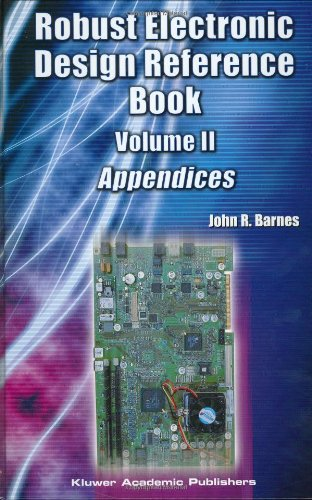 9781402077388: Robust Electronic Design Reference Book : Volume II