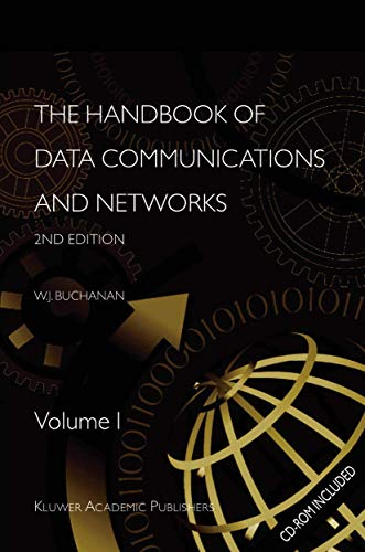 9781402077418: The Handbook of Data Communications and Networks: Volume 1. Volume 2