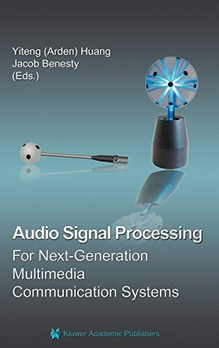 9781402077685: Audio Signal Processing for Next-Generation Multimedia Communication Systems