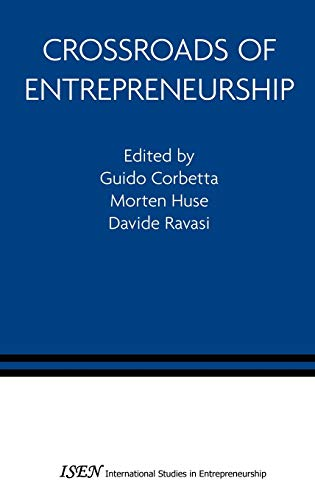 9781402077715: Crossroads of Entrepreneurship (International Studies in Entrepreneurship)