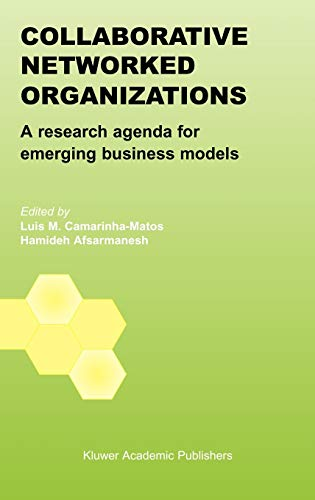 Collaborative Networked Organizations: A research agenda for emerging business models