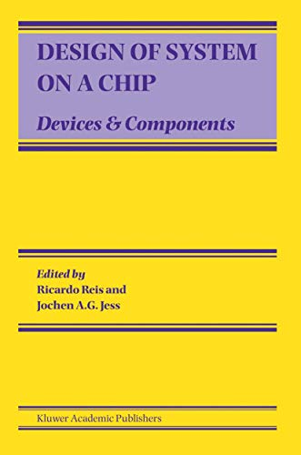 9781402079283: Design of System on a Chip: Devices & Components (Solid Mechanics & Its Applications S)