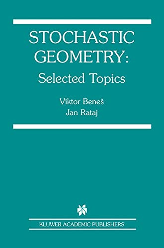 9781402081033: Stochastic Geometry: Selected Topics