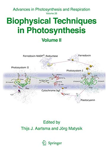 9781402082498: Biophysical Techniques in Photosynthesis: v. 2 (Advances in Photosynthesis and Respiration)