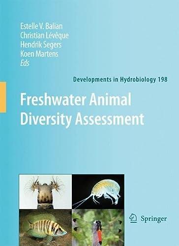 Freshwater Animal Diversity Assessment (Hardback)