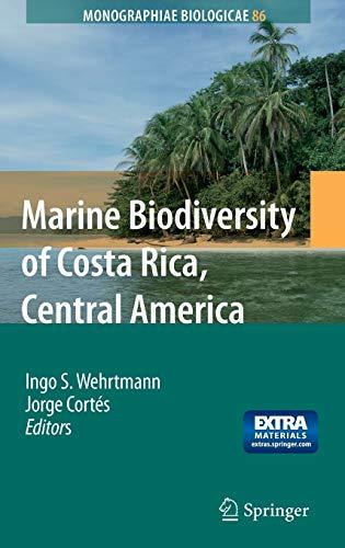 Marine Biodiversity of Costa Rica, Central America: Ingo S. Wehrtmann