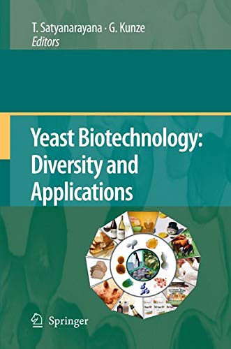 9781402082917: Yeast Biotechnology: Diversity and Applications