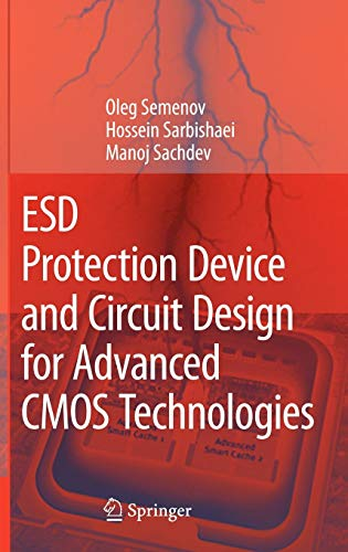 9781402083006: ESD Protection Device and Circuit Design for Advanced CMOS Technologies
