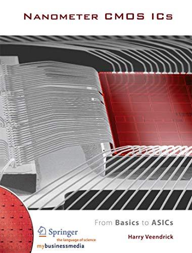 9781402083327: Nanometer CMOS ICs: from Basics to ASICs