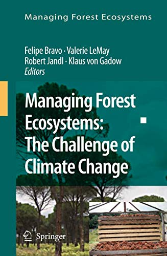 9781402083426: Managing Forest Ecosystems: The Challenge of Climate Change