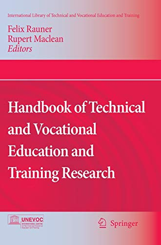9781402083464: Handbook of Technical and Vocational Education and Training Research