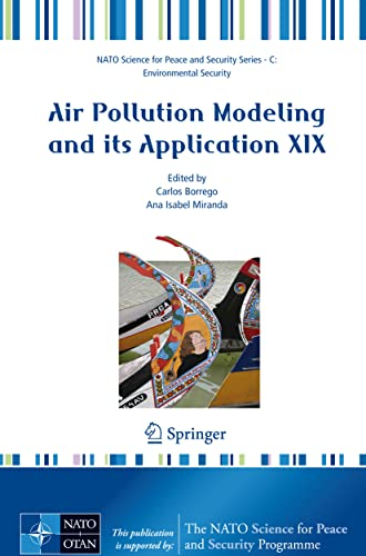 Air Pollution Modeling and its Application XIX: Carlos Borrego