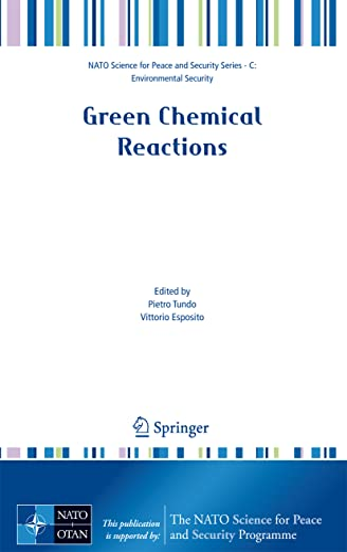 Green Chemical Reactions: Pietro Tundo