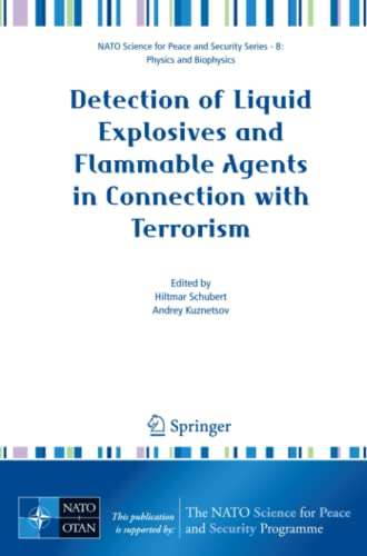 9781402084652: Detection of Liquid Explosives and Flammable Agents in Connection with Terrorism (NATO Science for Peace and Security Series B: Physics and Biophysics)