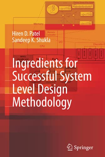 9781402084713: Ingredients for Successful System Level Design Methodology