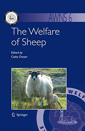 The Welfare of Sheep: Cathy M. Dwyer