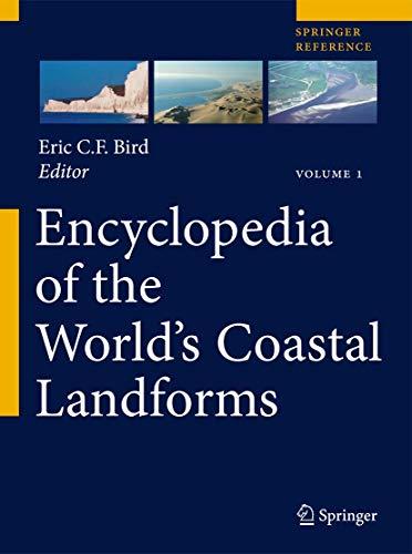 9781402086380: Encyclopedia of the World's Coastal Landforms