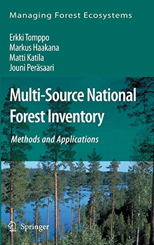 Multi-Source National Forest Inventory: Methods and Applications (Managing Forest Ecosystems): ...