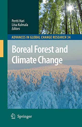 Boreal Forest and Climate Change (Hardback)