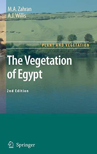 9781402087554: The Vegetation of Egypt (Plant and Vegetation)
