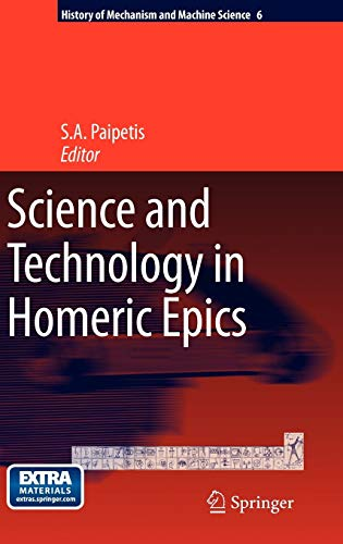 9781402087837: Science and Technology in Homeric Epics