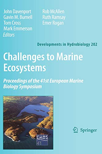 Challenges to Marine Ecosystems: Gavin M. Burnell