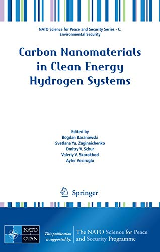 Carbon Nanomaterials in Clean Energy Hydrogen Systems: Bogdan Baranowski