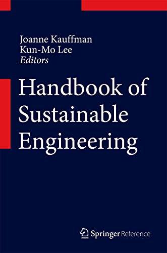 Handbook of Sustainable Engineering: Kun-Mo Lee