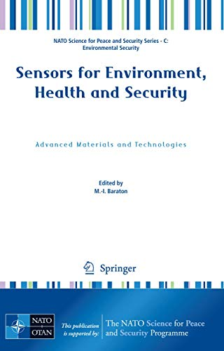 Sensors for Environment, Health and Security: M. -I. Baraton