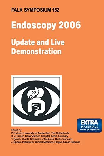 Endoscopy 2006 - Update and Live Demonstration (Hardback)