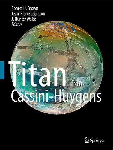 9781402092145: Titan from Cassini-Huygens