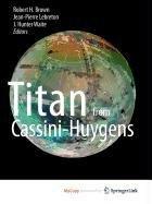 9781402092268: Titan from Cassini-Huygens