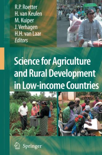 Science for Agriculture and Rural Development in: Reimund Roetter (Editor),
